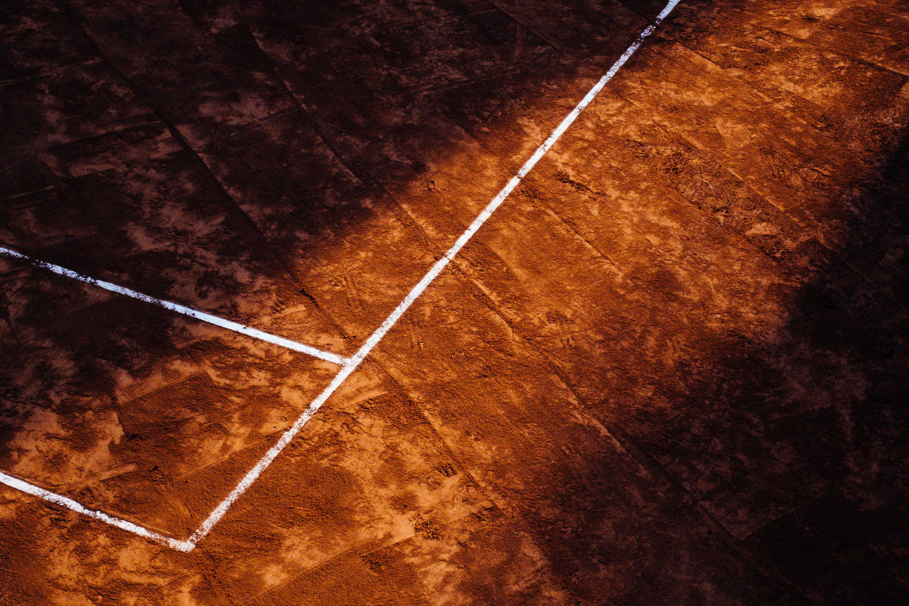 French Open Court Detail - Greg Mionske - Advertising and Editorial Photographer in Denver