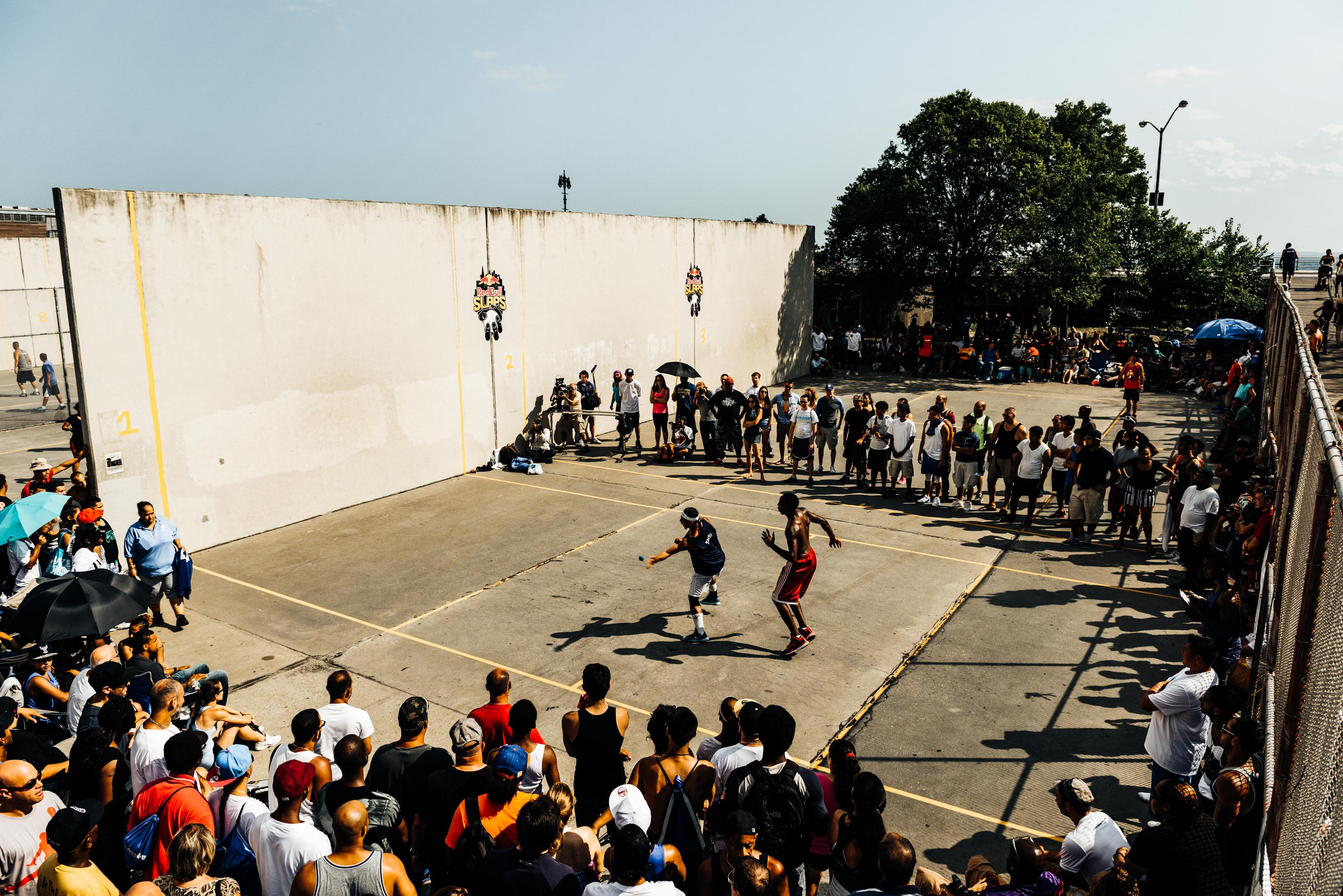 Handball for Red Bull - Greg Mionske - Advertising and Editorial Photographer in Denver