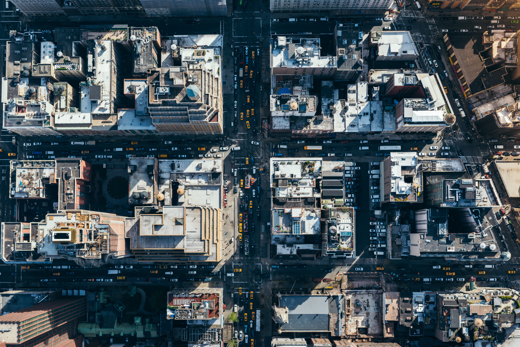 New York City Midtown Aerial - Greg Mionske - Advertising and Editorial Photographer in Denver