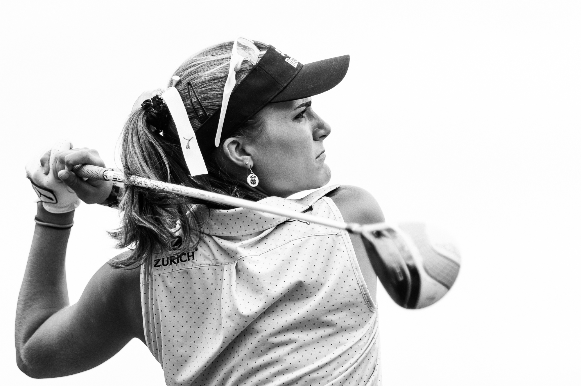 Golfer Lexi Thompson - Greg Mionske - Advertising and Editorial Photographer in Denver