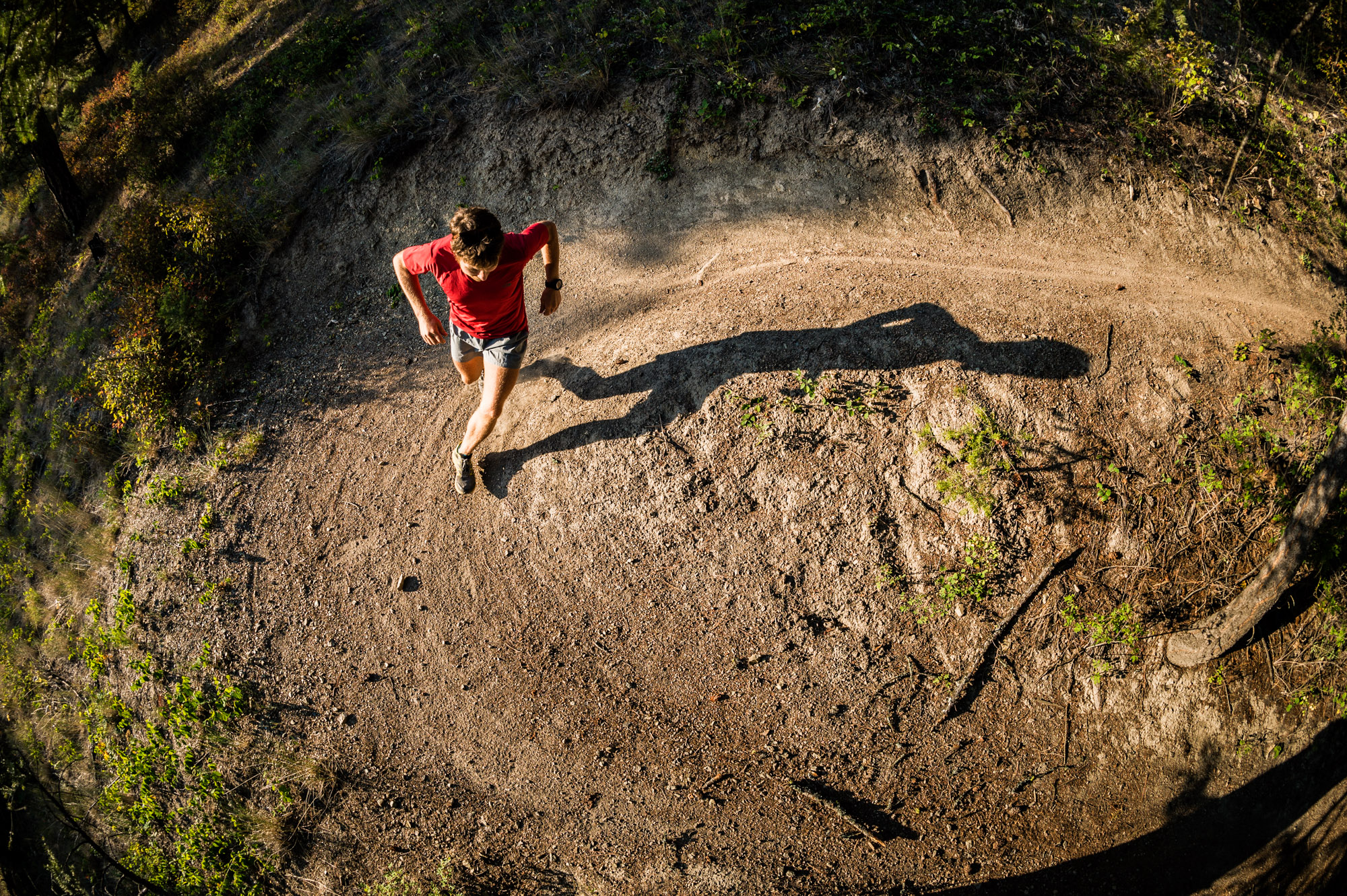 Ultra Runner Mike Foote for The North Face - Greg Mionske - Advertising and Editorial Photographer in Denver